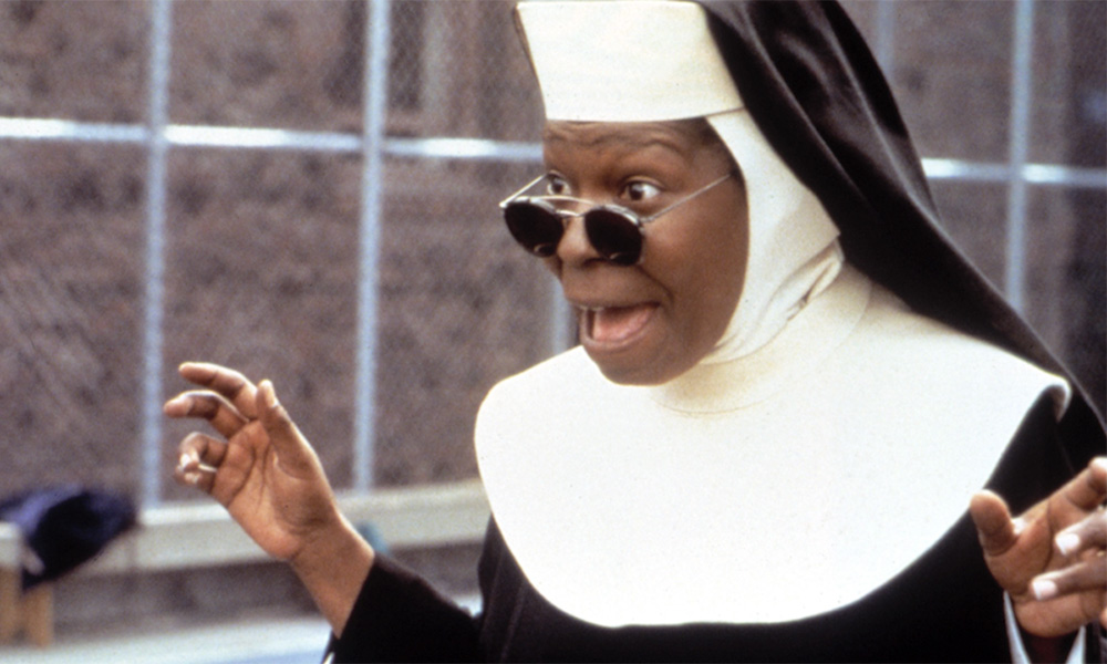 Whoopi Goldberg Confirms 'Sister Act 3' Is Happening