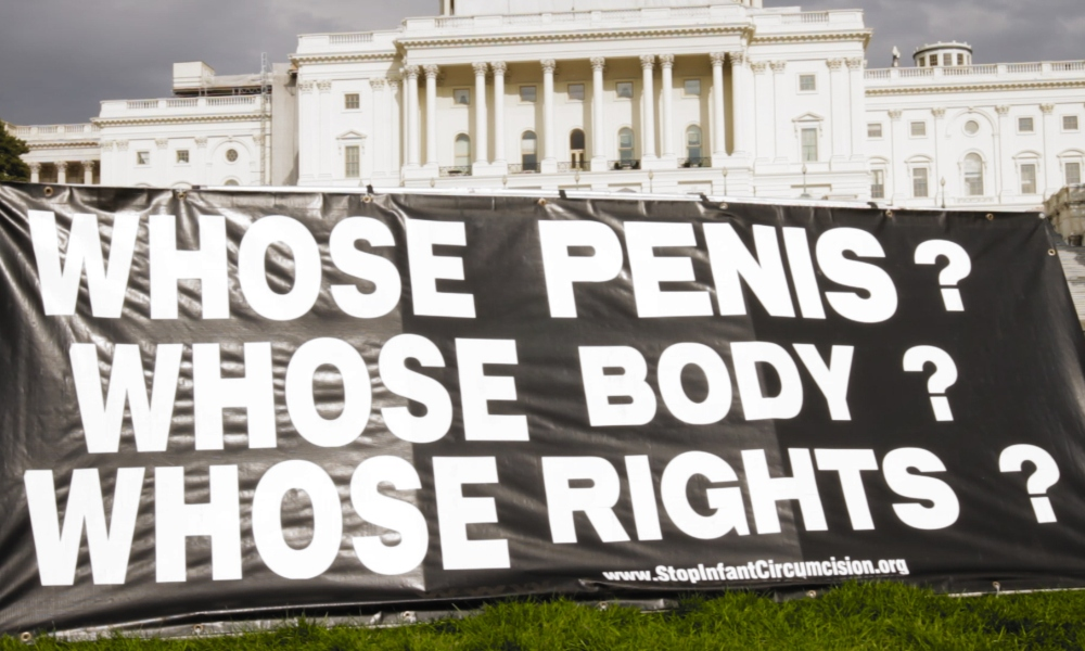 American Circumcision explores both sides of the circumcision debate, including the growing Intactivist movement