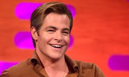 Chris Pine on 'The Graham Norton Show'