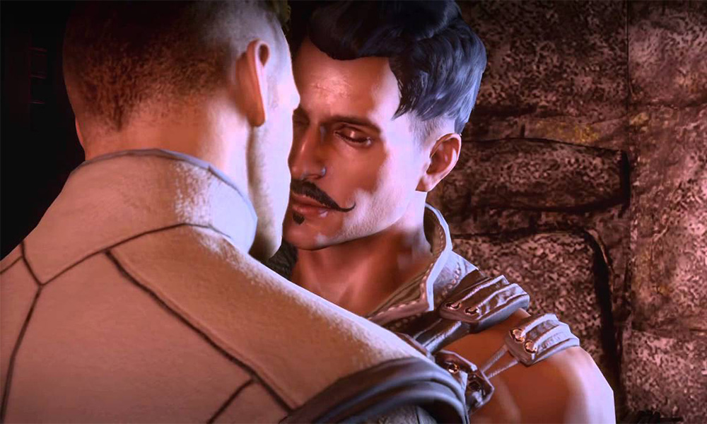 Dorian from 'Dragon Age'