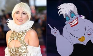 Lady Gaga in Talks to Play Ursula in Live-Action 'Little Mermaid'