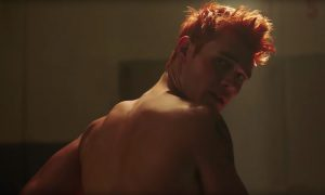 Archie shirtless on 'Riverdale'