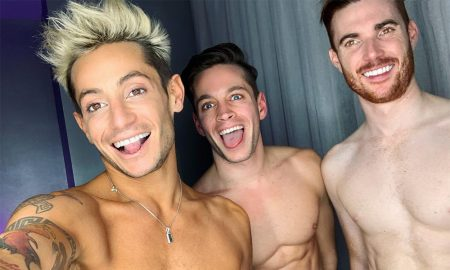 Frankie Grande Is In a Throuple With a Married Couple