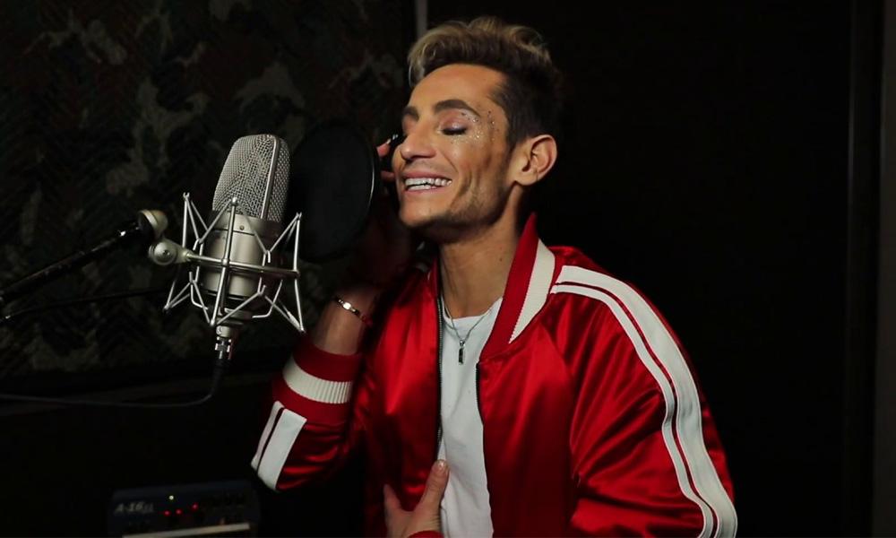 Frankie Grande covers 'Seasons of Love'