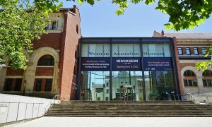The Western Australian Museum in Perth