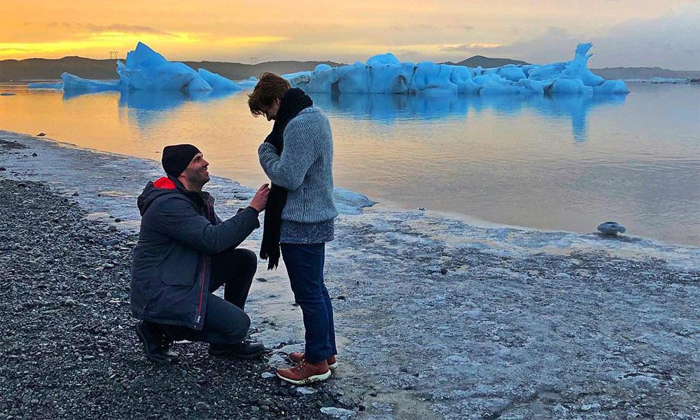 Garrett Clayton Announces Engagement to His Boyfriend