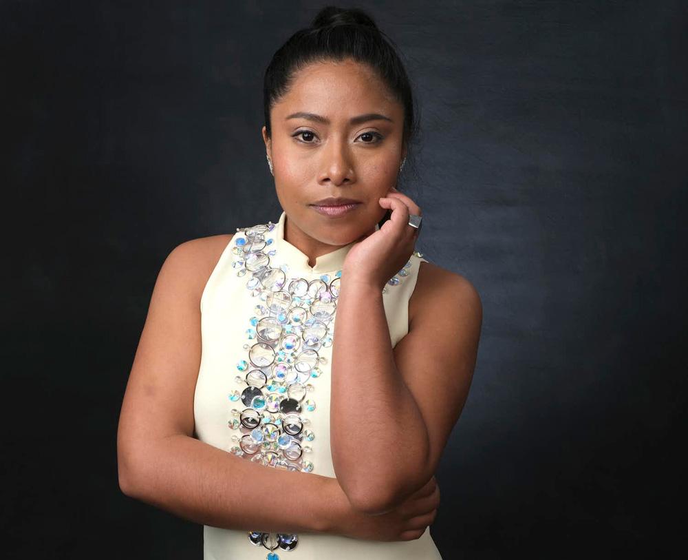 Mexican actress Yalitza Aparicio