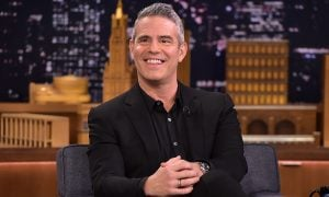 Andy Cohen visits 'The Tonight Show