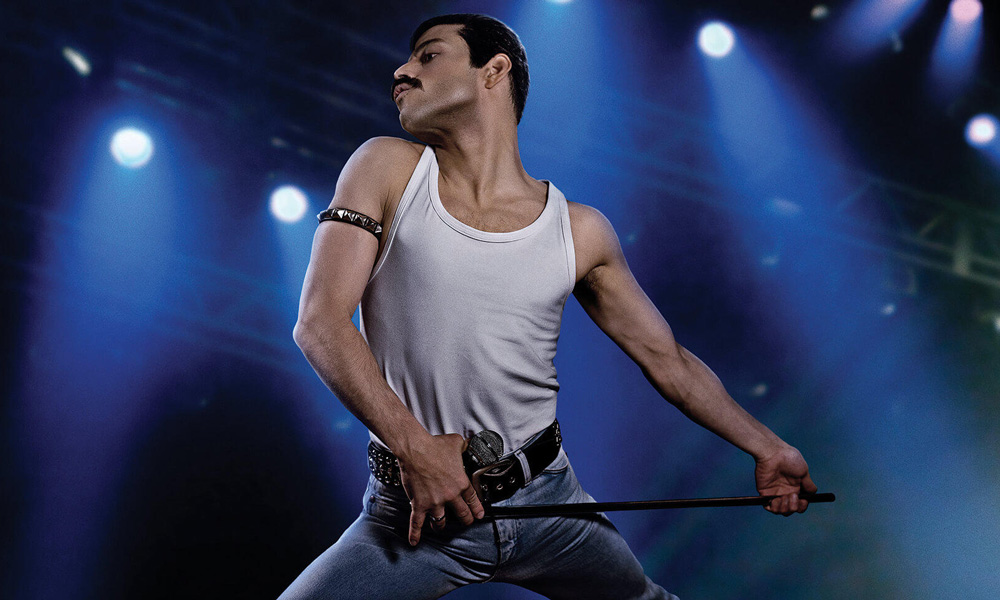 A photo from 'Bohemian Rhapsody'