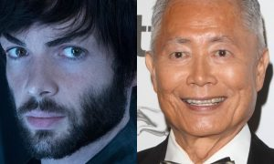 George Takei Has the Hots for the New Spock