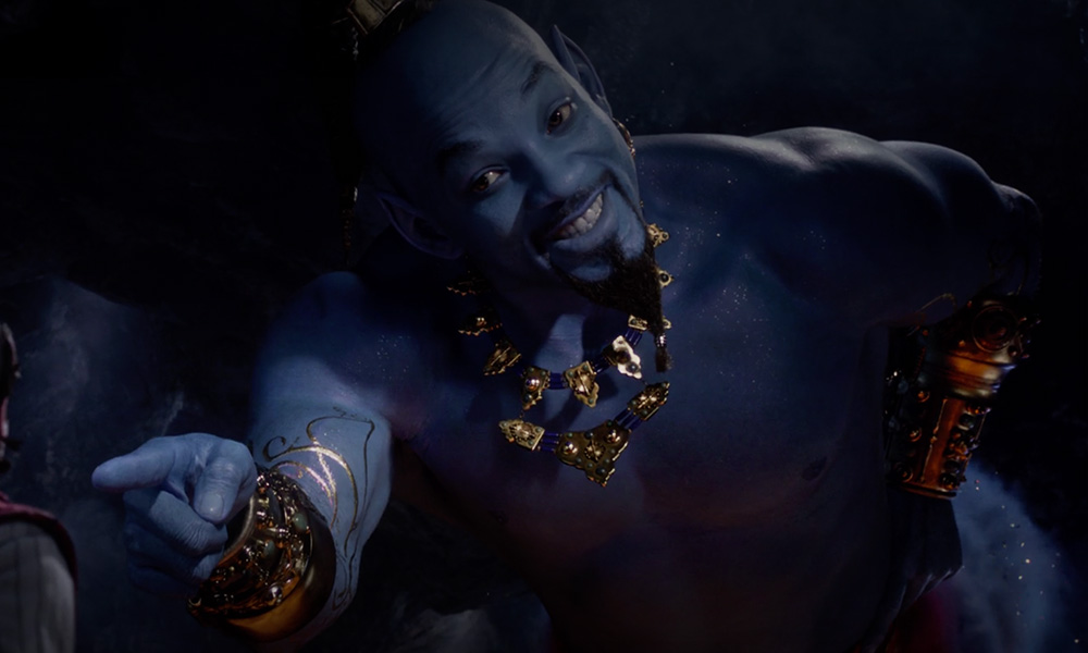Watch the Magical First Trailer From Disney's 'Aladdin'