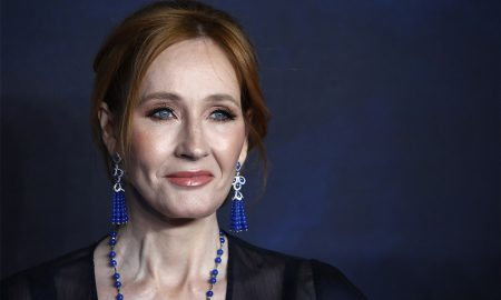 J.K Rowling attends the UK Premiere of 'Fantastic Beasts: The Crimes Of Grindelwald'