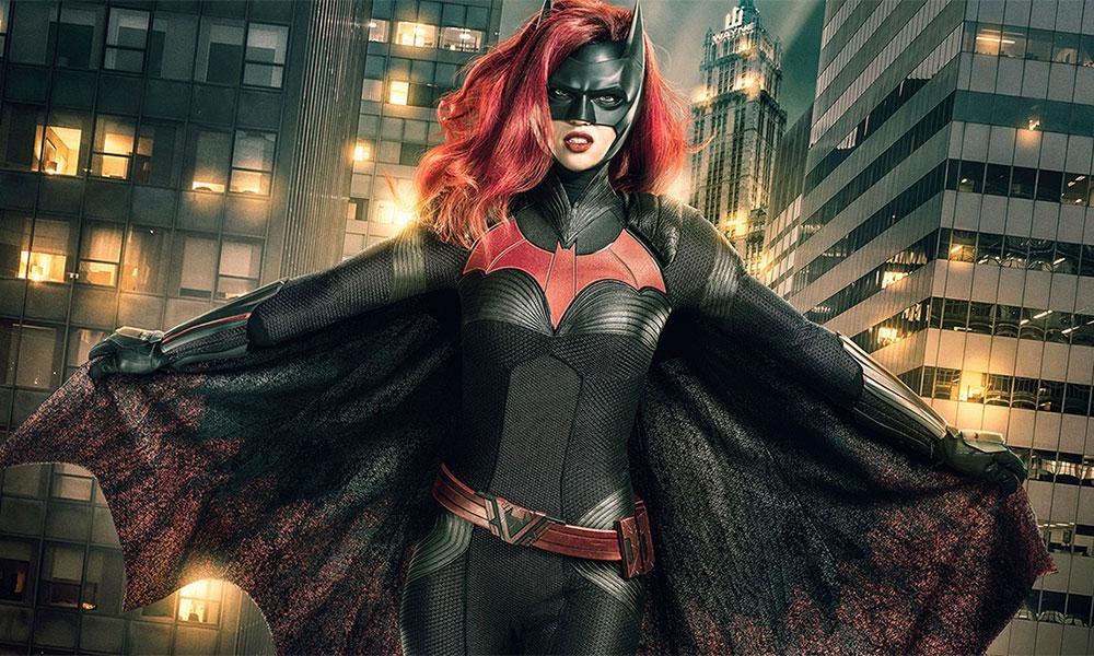 Ruby Rose as 'Batwoman'
