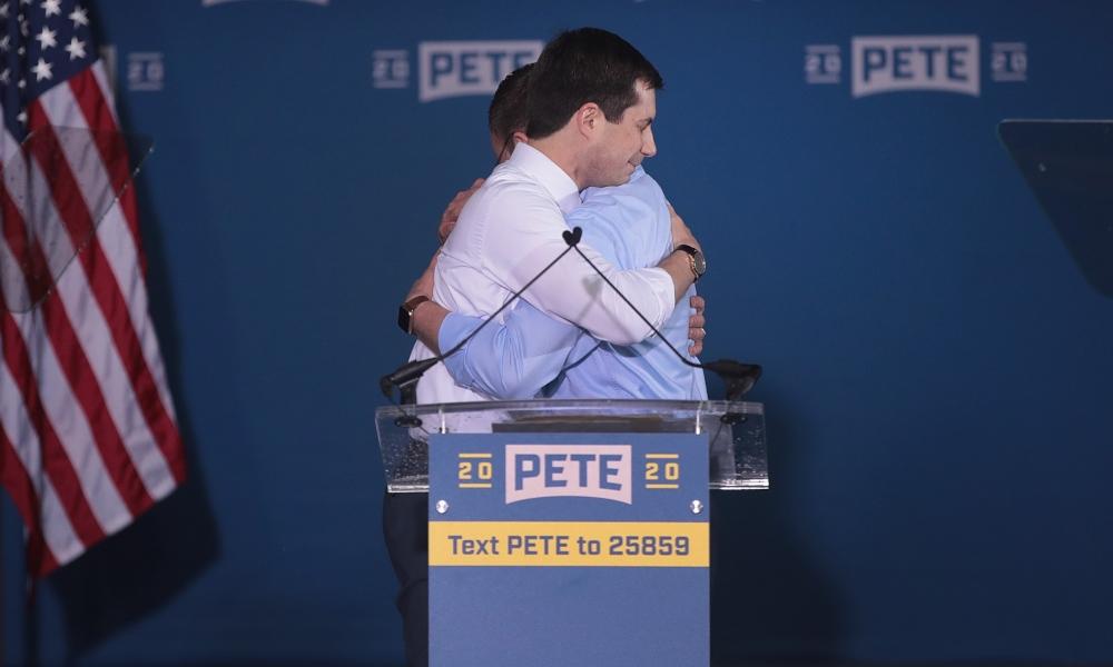 US mayor Buttigieg launches presidential campaign