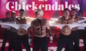 KFC Debuts 'Chickendales' Dancers and Dessert Biscuits