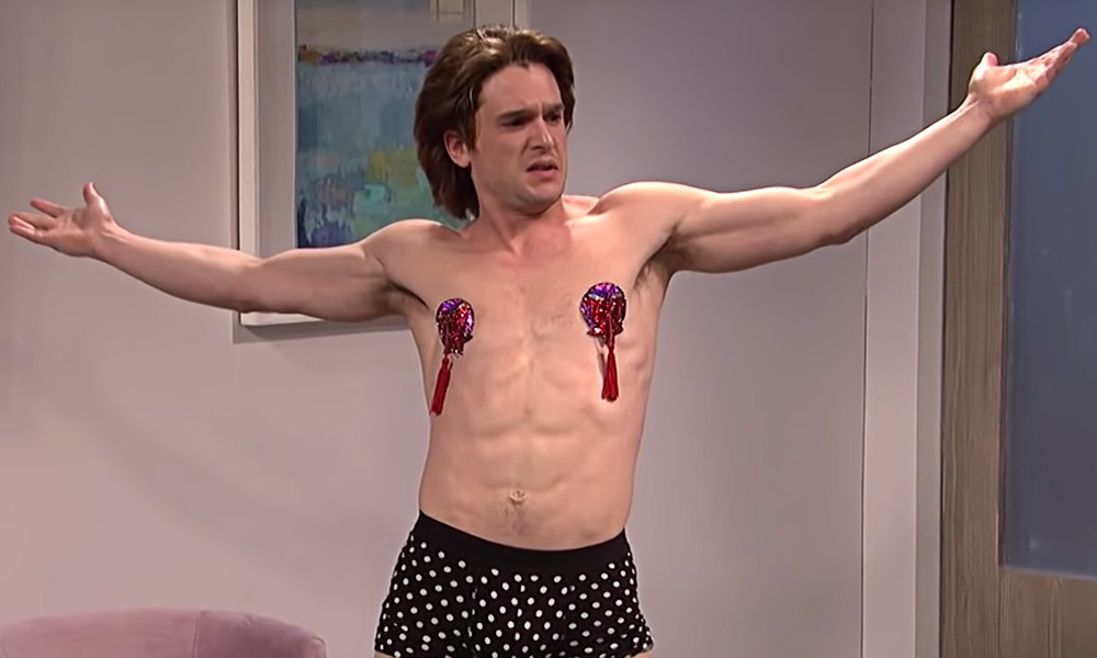 Kit Harington on SNL