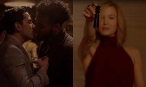 Renée Zellweger Manipulates Gay Couple in Netflix's 'What/If'