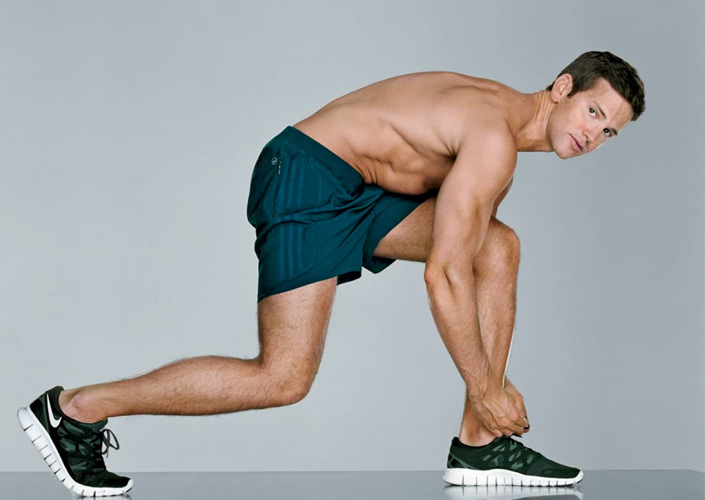 Aaron Schock for Men's Health