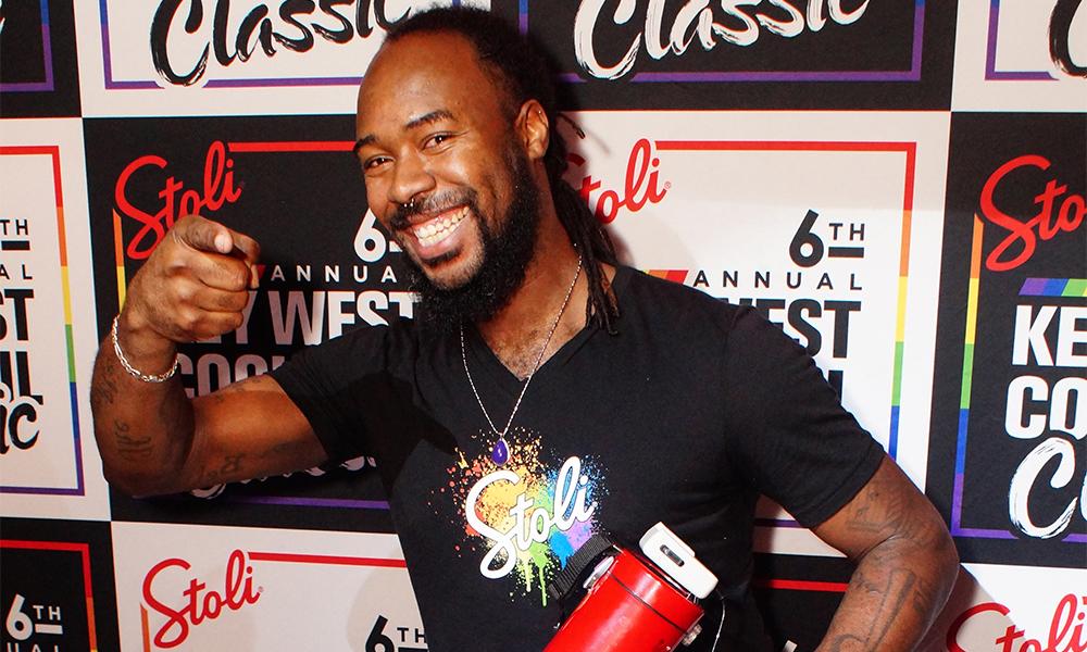 Vote for Brian Willis as Stoli Key West Fan Favorite
