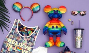 Disney Unveils Pride 2019 Collection Featuring Rainbow Mickey