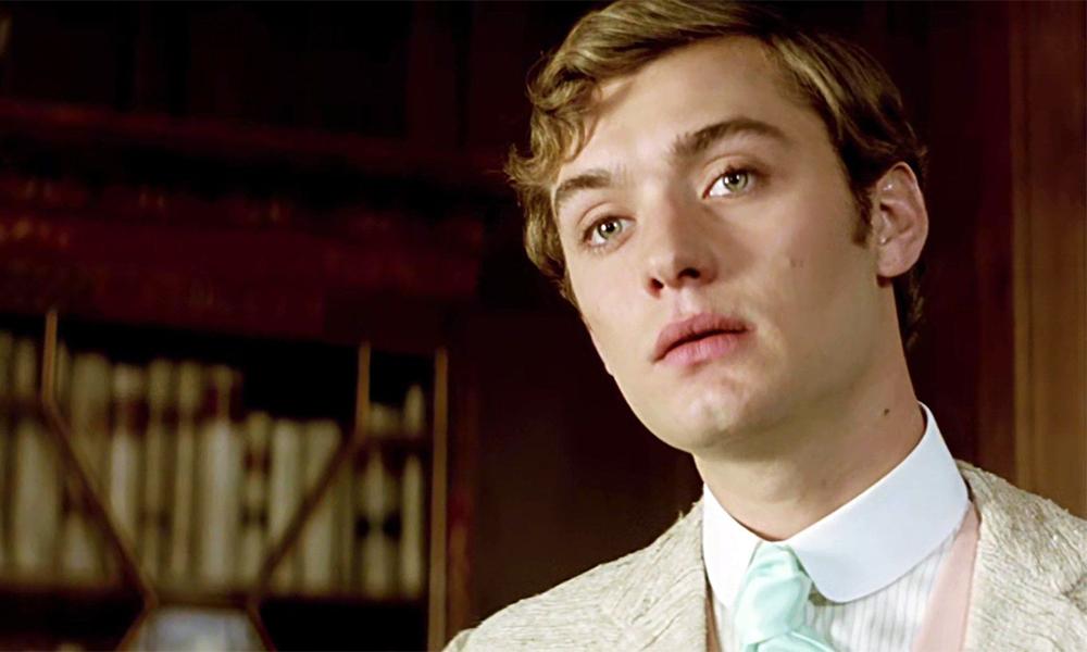 Jude Law in 'Wilde'
