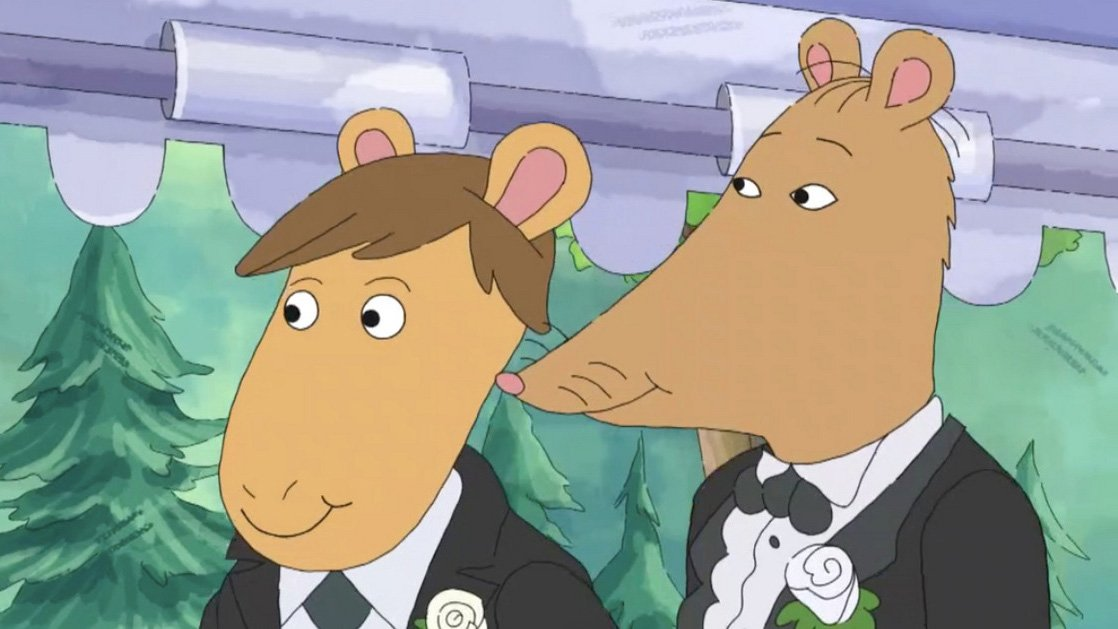 Mr. Ratburn of 'Arthur' Just Came out as Gay and Got Married