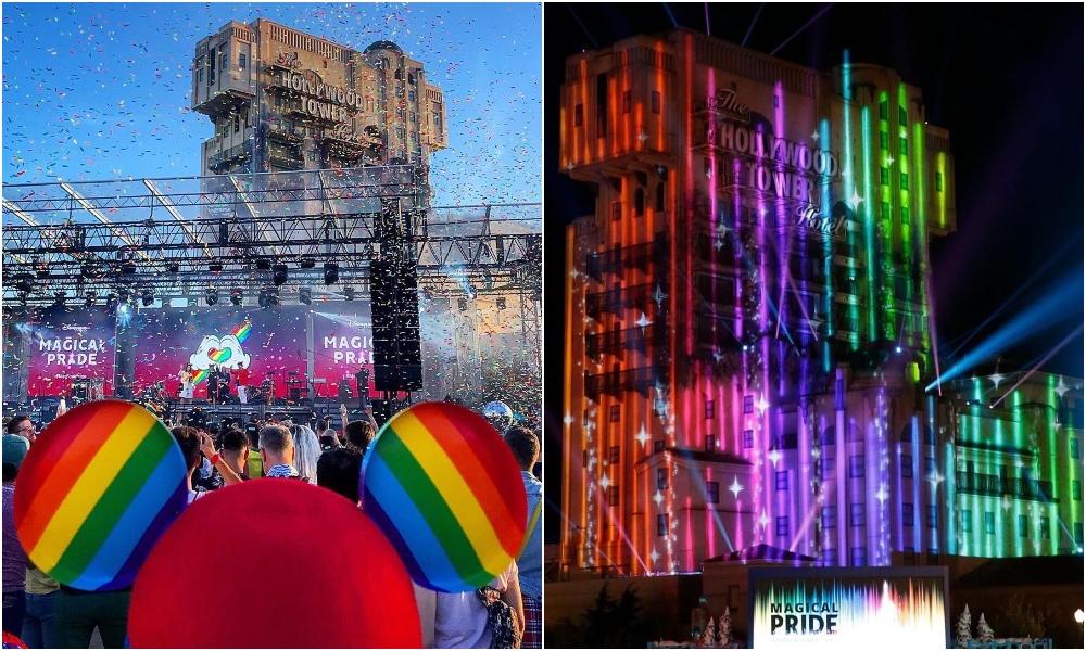 Disneyland Paris Magical Pride Celebration
