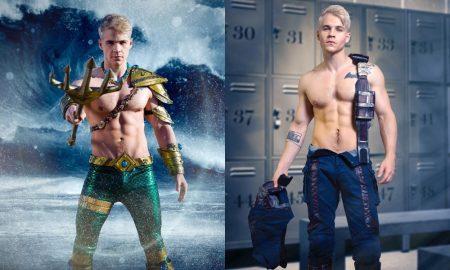 Michael Hamm gay cosplayer