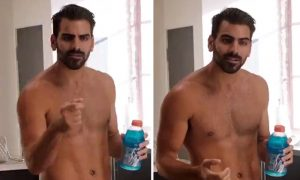 Nyle DiMarco signing