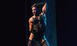 Burlesque Babe Jake DuPree Talks Stripping for Straight Guys
