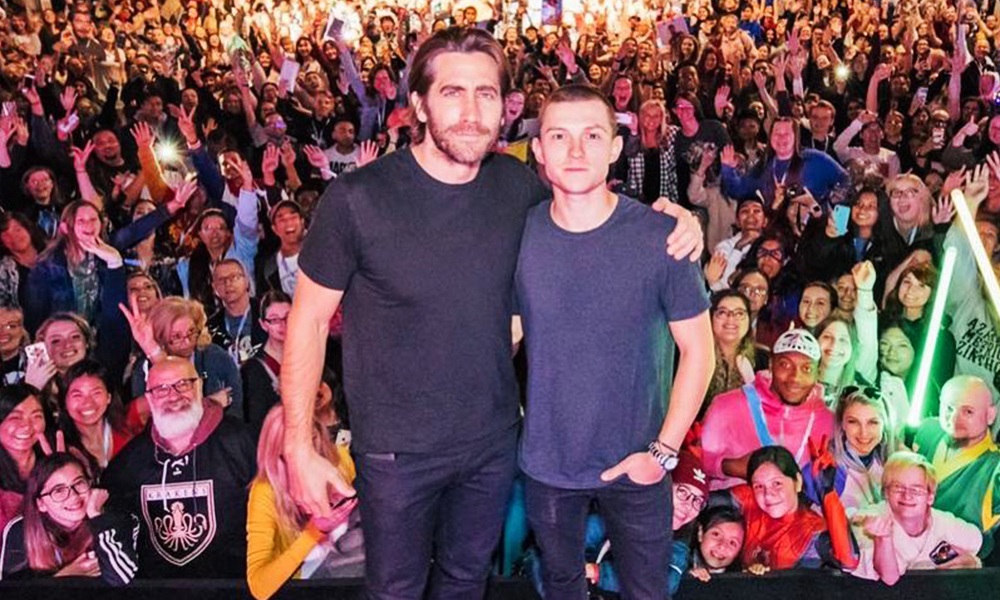 Jake Gyllenhaal Announced He's Marrying Tom Holland