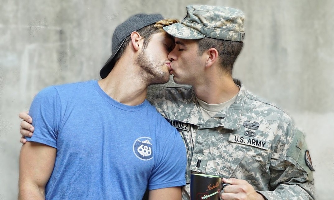 Gay Army Veteran Andrés Camilo Opens Up About Coming Out