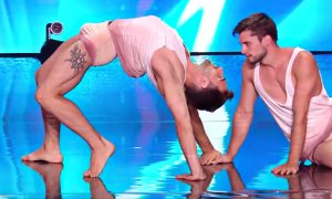 Gay Acrobats Wow 'France's Got Talent' Judges