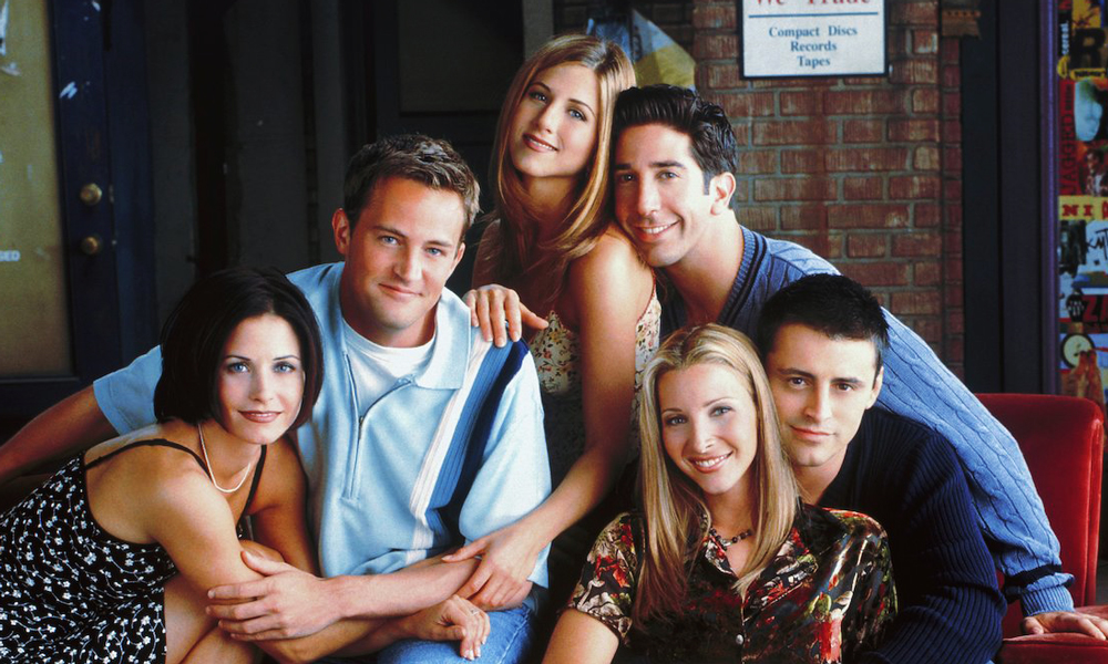 A 'Friends' Reunion Special Is in the Works With HBO Max
