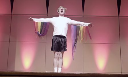 Student Comes Out to Christian University With Queer Lip-Sync