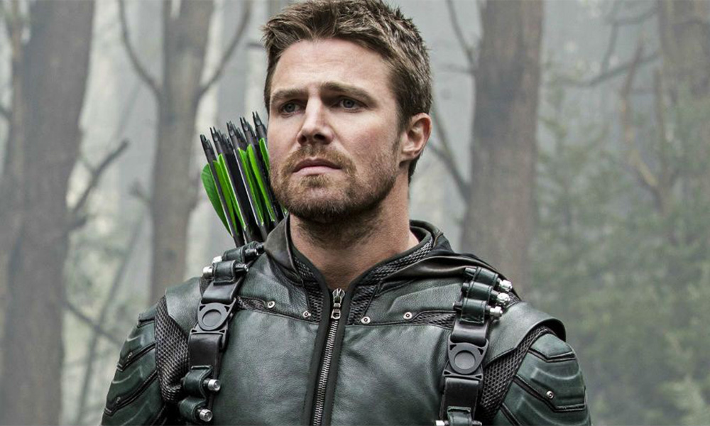 Stephen Amell Says 'Arrow' Coming Out Scene Was His 'Favorite'