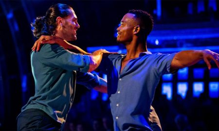 'Strictly Come Dancing' Makes History With Same-Sex Dance
