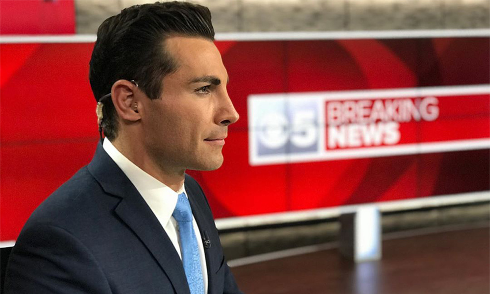 News Anchor Brandon Lee Talks Chemsex, Bug Chasing and Sobriety
