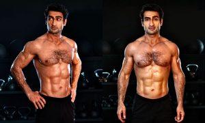 Kumail Nanjiani transformation