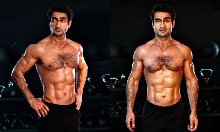 Kumail Nanjiani transformation