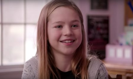 In the latest episode of Marvel's Hero Project, 12-year-old transgender activist Rebekah becomes a real superhero.