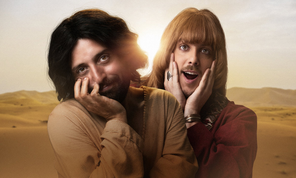 Jesus Is Gay in Netflix Comedy 'The First Temptation of Christ'