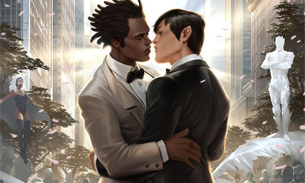 Meet Northstar: Marvel Comic's First Gay Superhero