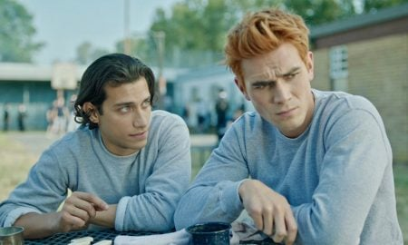 Joaquin and Archie on 'Riverdale'