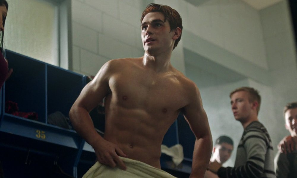 Archie's Abs Are the Most Important Character on 'Riverdale'
