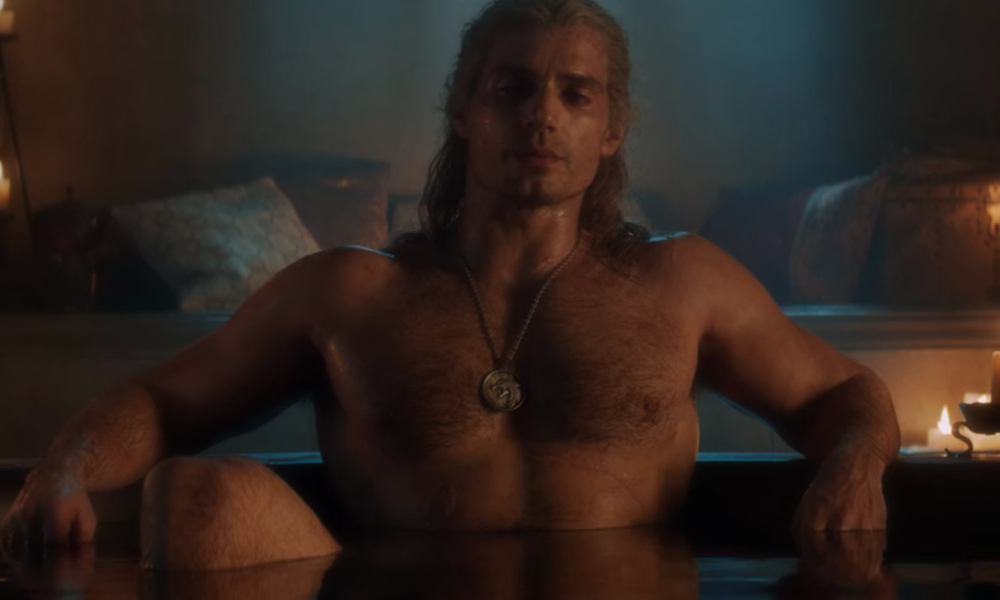 'The Witcher' Creator Explains Show's Gay Undertones