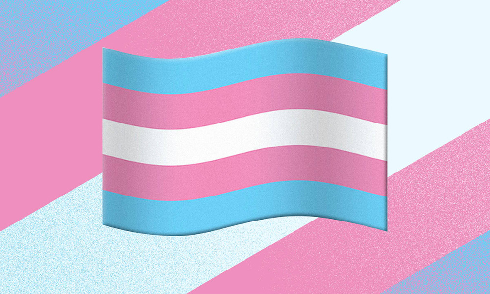 The Trans Flag Emoji Is Finally Coming This Year