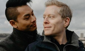 'Star Trek' Star Anthony Rapp's Shares Engagement Photos