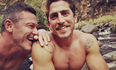 Luke Evans Makes Romance with Boyfriend Instagram Official