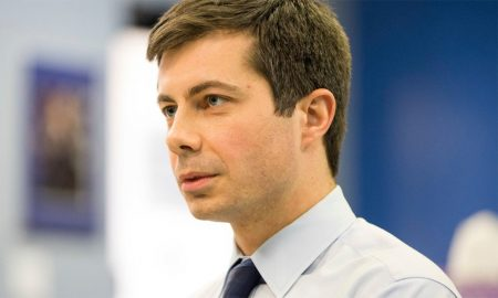 Iowa Voter Changes Her Vote After Learning Pete Buttigieg Is Gay
